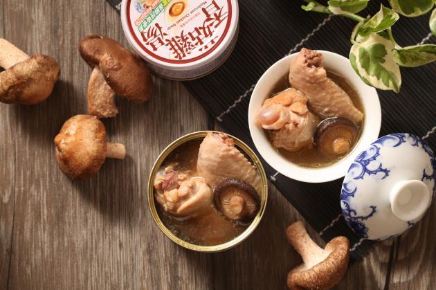 鮮盒子香菇雞湯 3