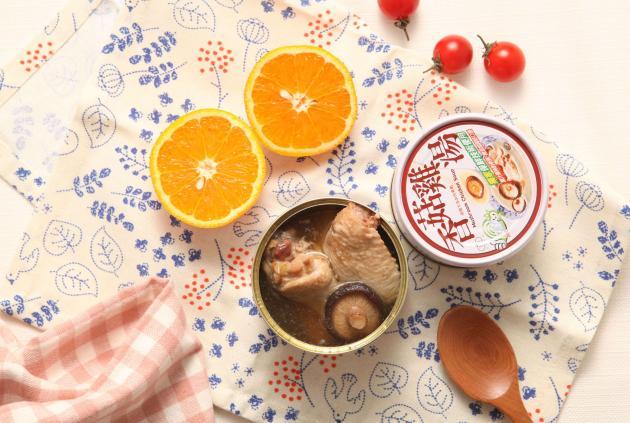 鮮盒子香菇雞湯 4